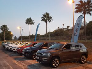 CORPORATE JEEP MARBELLA